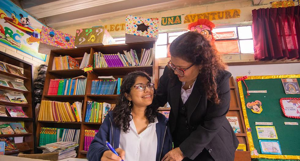 Teachers' Sons Scholarship: How to Apply, Requirements and Coverage    Peru
