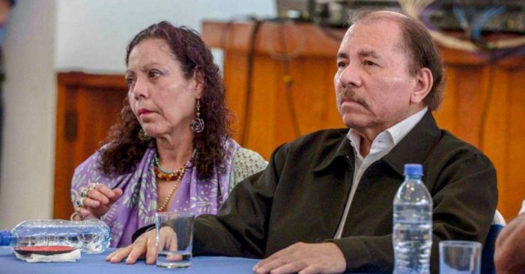 The United States has imposed visa restrictions on 100 Nicaraguans associated with the Daniel Ortega regime
