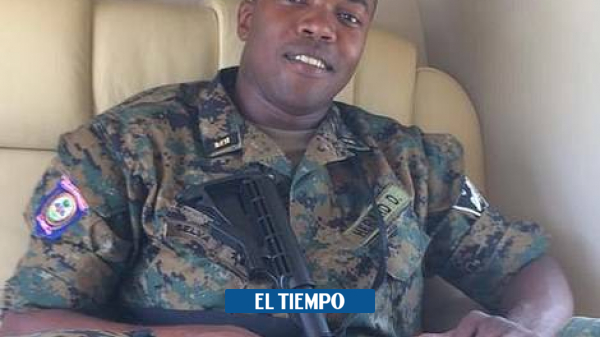 The case of Haiti: 6 trips of the President's Security Chief - Investigation Unit to Bogota