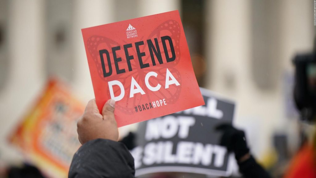 The federal judge barred new DACA applications, saying it was illegal
