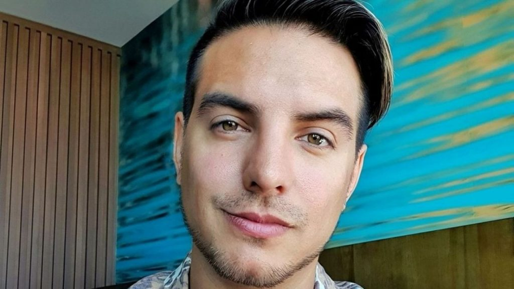 This is how Vadir Derbez found out that his ex-partner was unfaithful to him