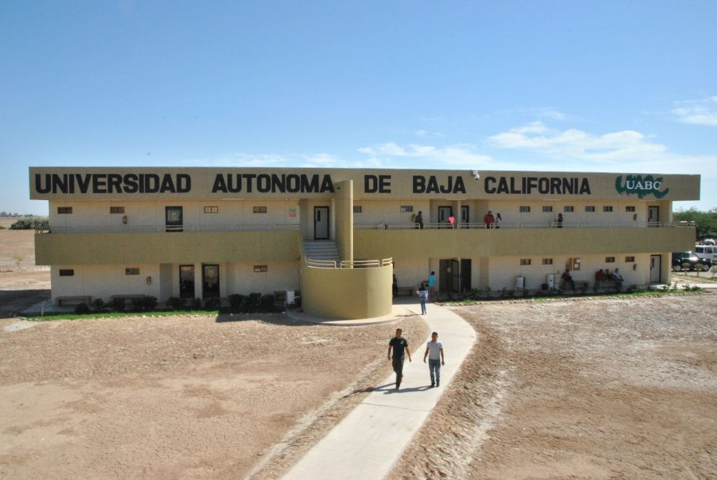 UABC will teach Bachelor of Science in Education - El Mexicano