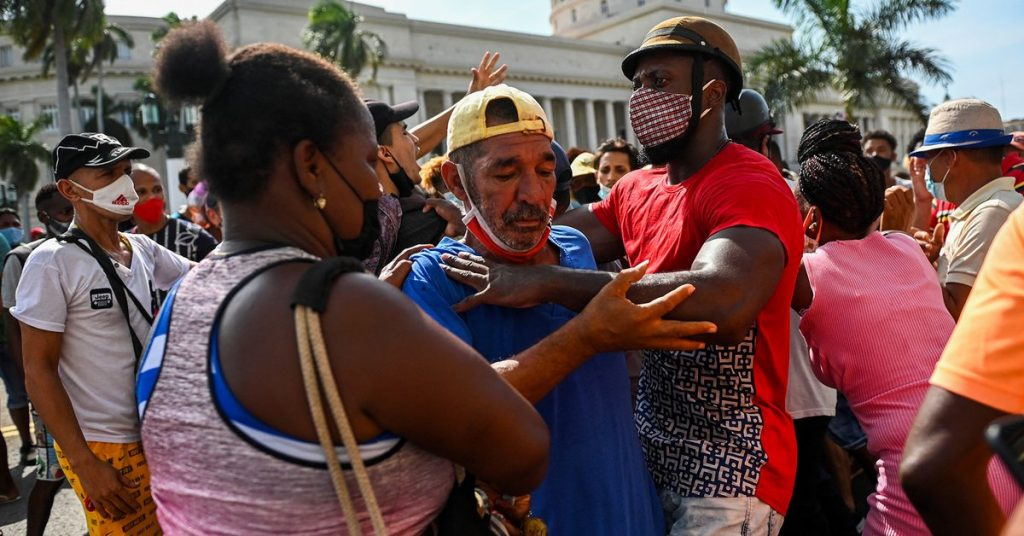 """USA: """"The Cuban regime is afraid of what people say, which is why it blocks social networks"""""""