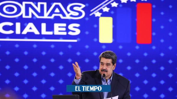 Venezuela - Venezuela - Nicolas Maduro accuses US of plotting against the international community