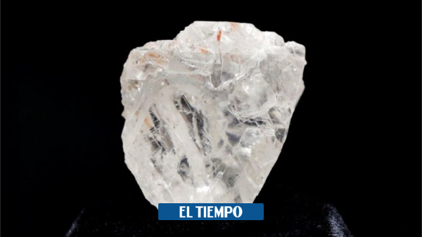 What information does diamond contain about the origin of life - science - life