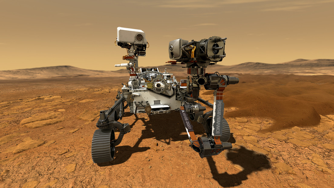 Historic: NASA's rover lands on Mars in search of life (video)