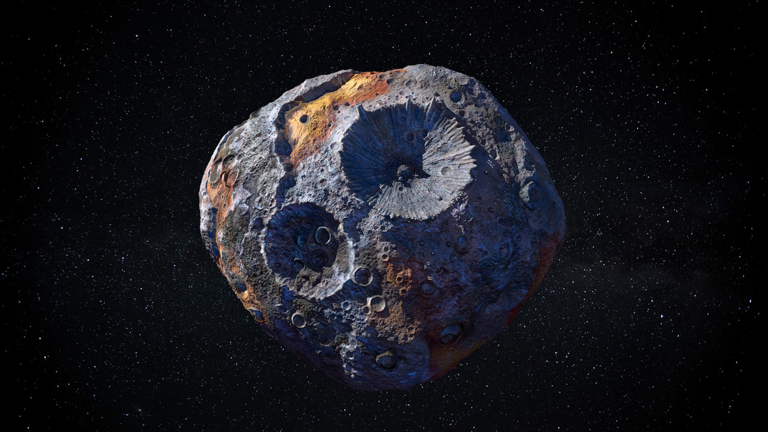 """An asteroid that exceeds the value of the global economy thousands of times could be a """"pile of rubble"""""""