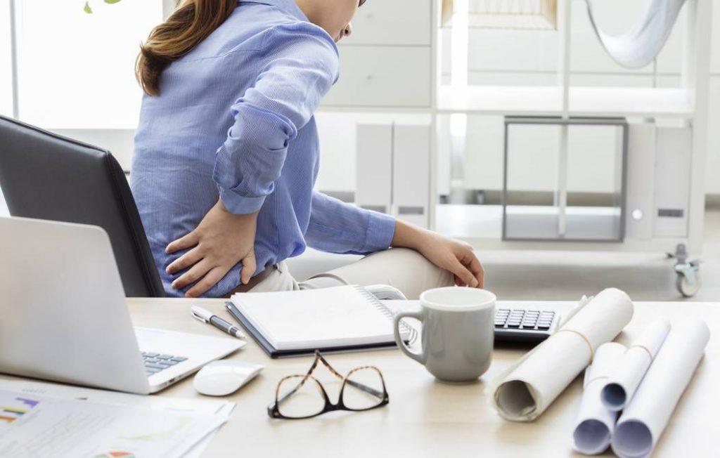 Exercises to help improve posture    Health    magazine