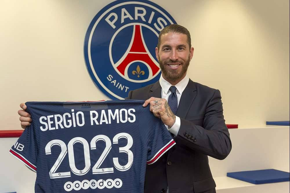 Paris Saint-Germain blow to the pride of Real Madrid and Barcelona by signing Sergio Ramos and Lionel Messi?  |  football |  Sports