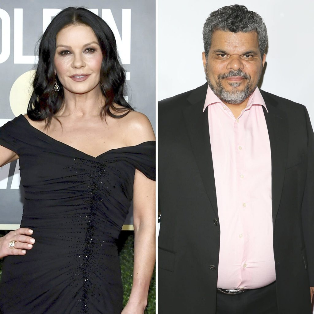 Catherine Zeta-Jones and Luis Guzman will be parents
