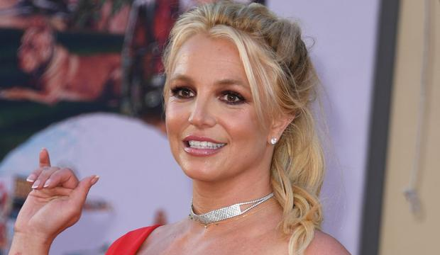 Britney Spears attended a hearing on her case this month to demand her release (Image: AFP)