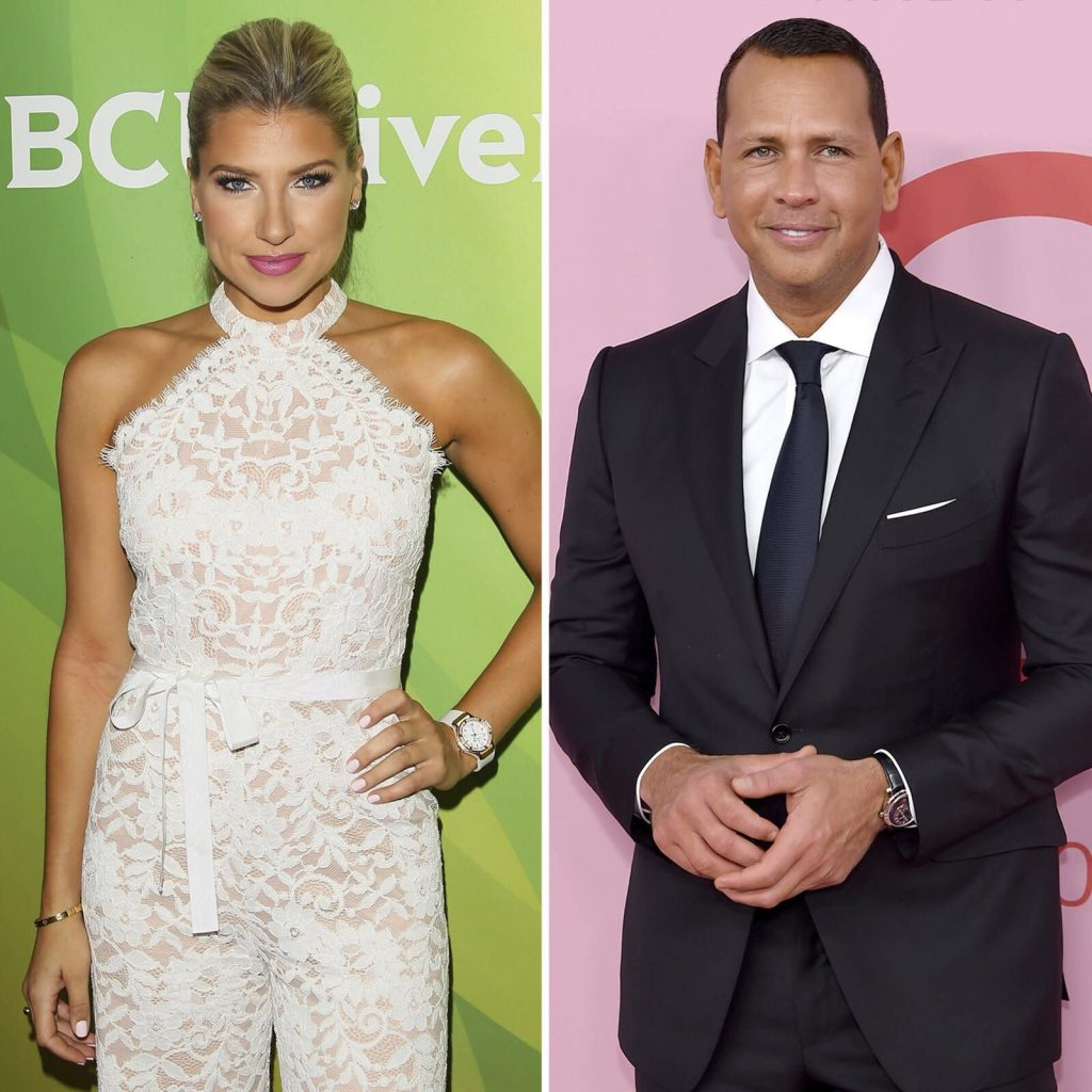 Jennifer Lopez ends her relationship with Alex Rodriguez on the networks!