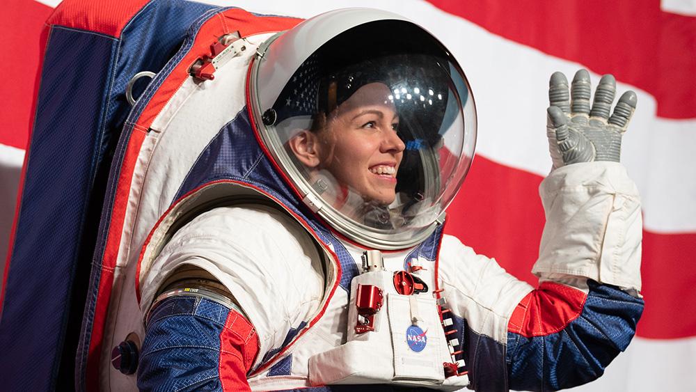 astronaut suits