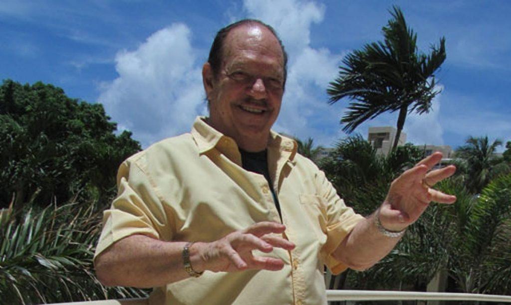 Pianist Larry Harlow dies
