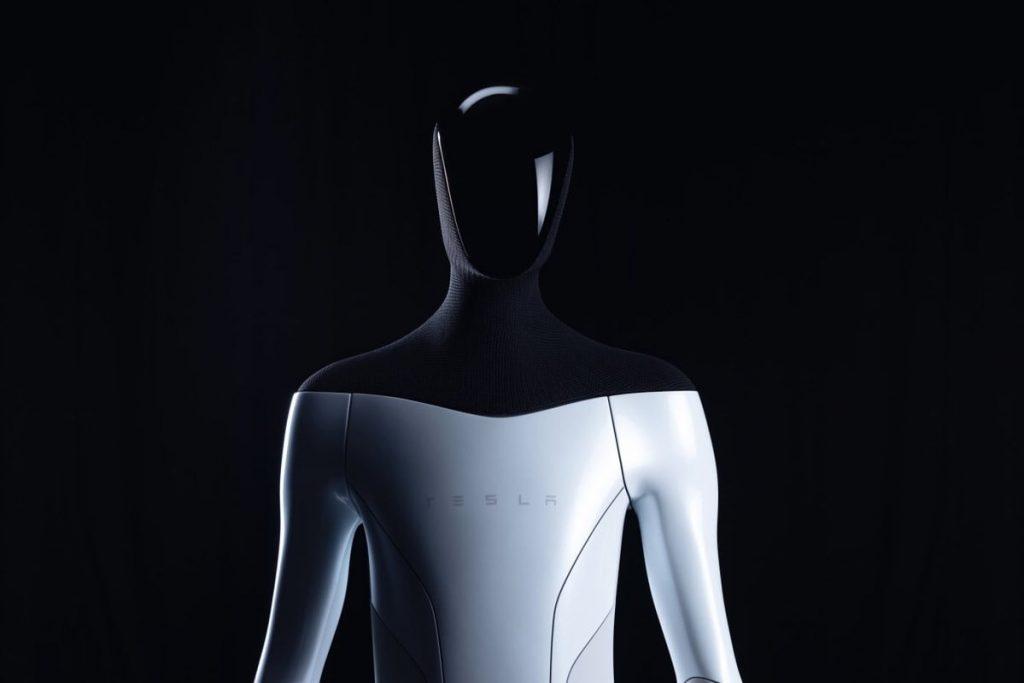 Tesla Bot, Elon Musk's new robot