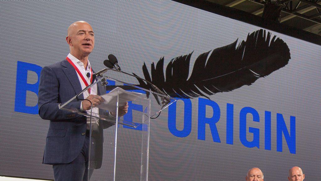 Empleados clave de Blue Origin abandonan la compañía en medio de su batalla por enviar astronautas a la Luna