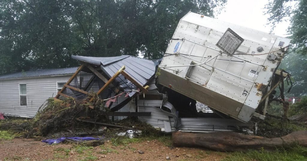 The Tennessee floods killed at least 22 people and left dozens missing