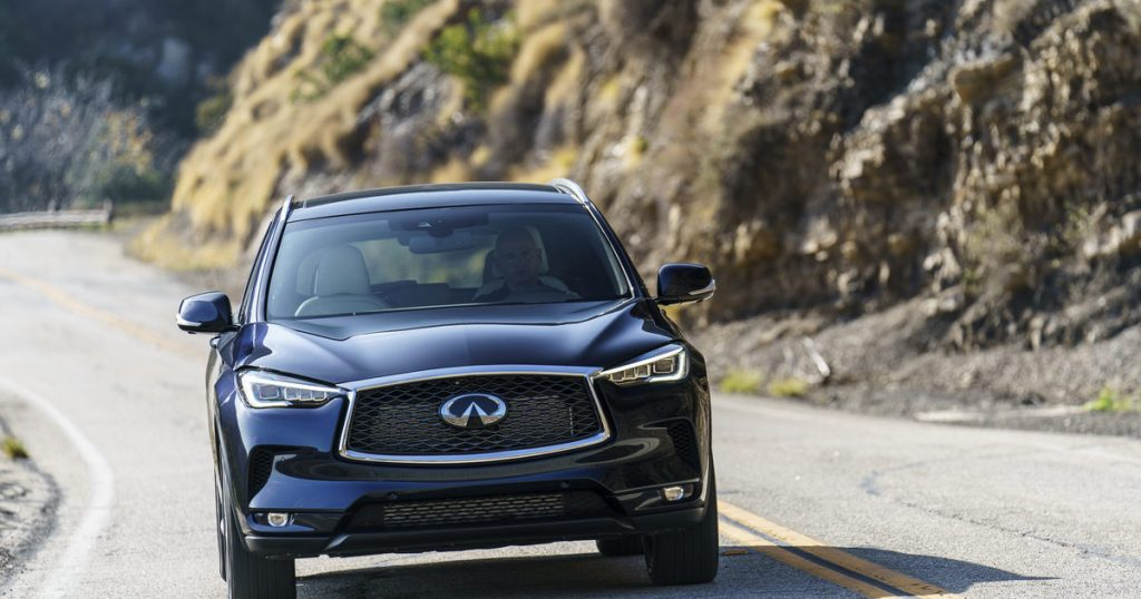 Find out that you want the Infiniti QX50 for its technology, design and versatility