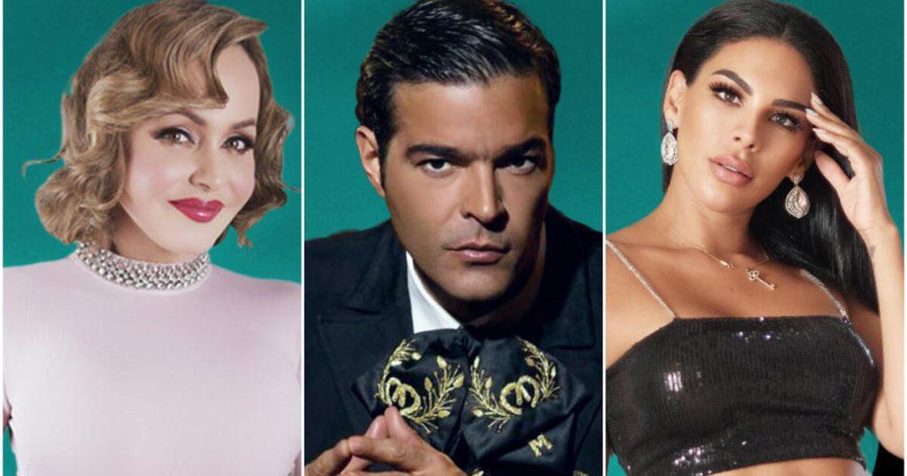 "Who will be at ""La Casa de los Famosos""?"