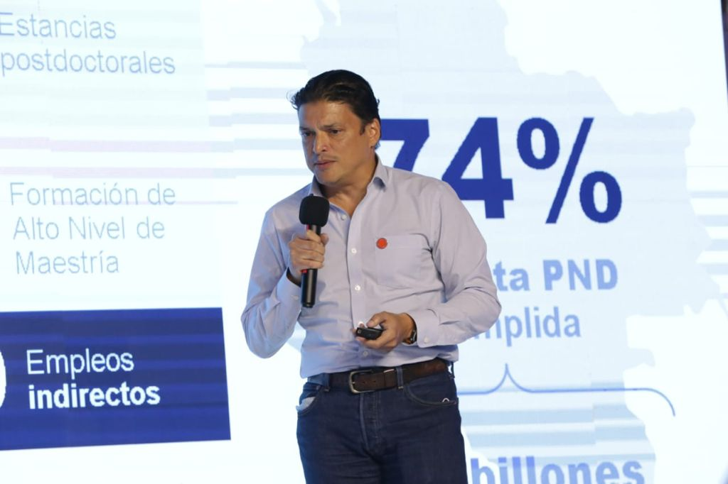This is how $32 billion will be distributed to science projects in Llanos