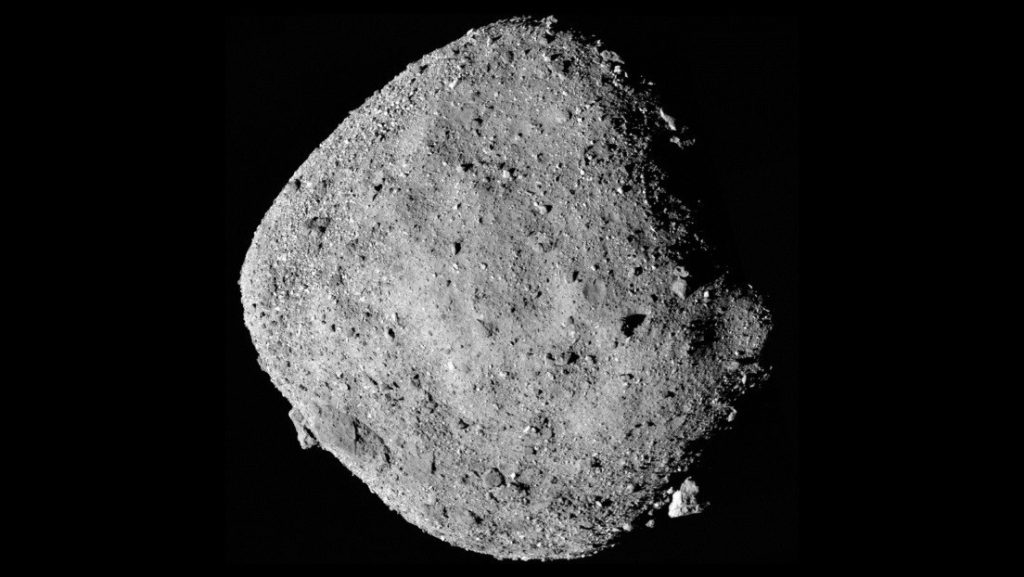NASA has recalculated the probability of asteroid Bennu hitting Earth