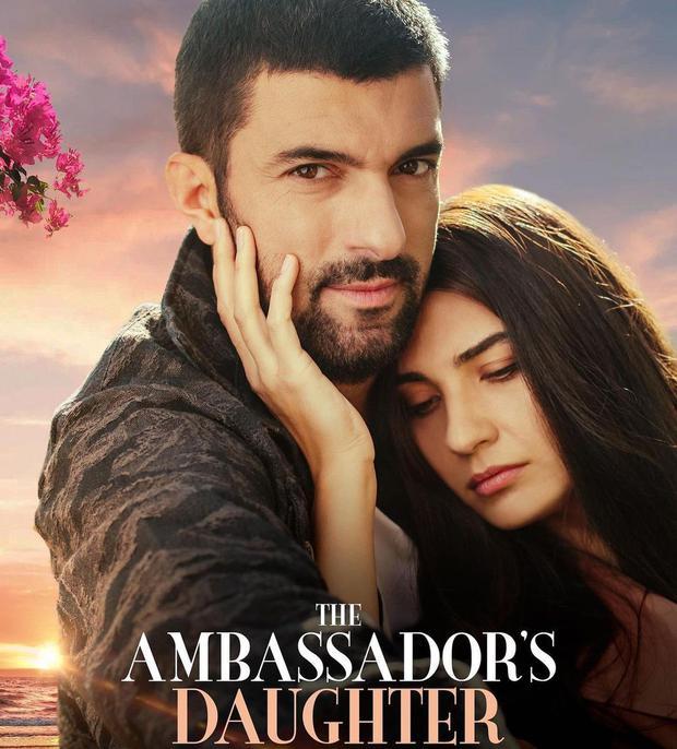 "Actor Engin Akyurek shared the promotional poster for ""Ambassador's daughter"" (Photo: Engin Akyurek/Instagram)"
