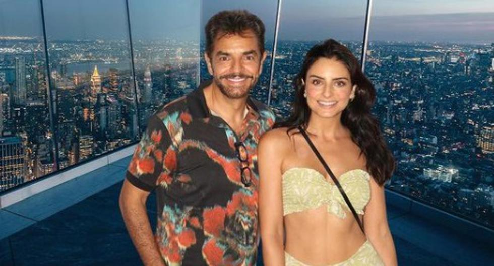 Eugenio Derbez: The emotional story of his first trip to New York with his daughter Aceline |  celebrity nnda nnlt |  Fame