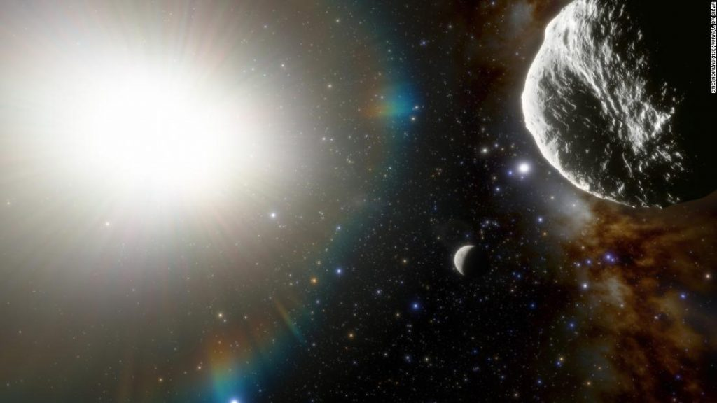 Discover the fastest asteroid orbiting our solar system