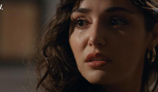 Eda does not know how to react to Serkan's silence after learning the truth (Photo: MF Yabim)