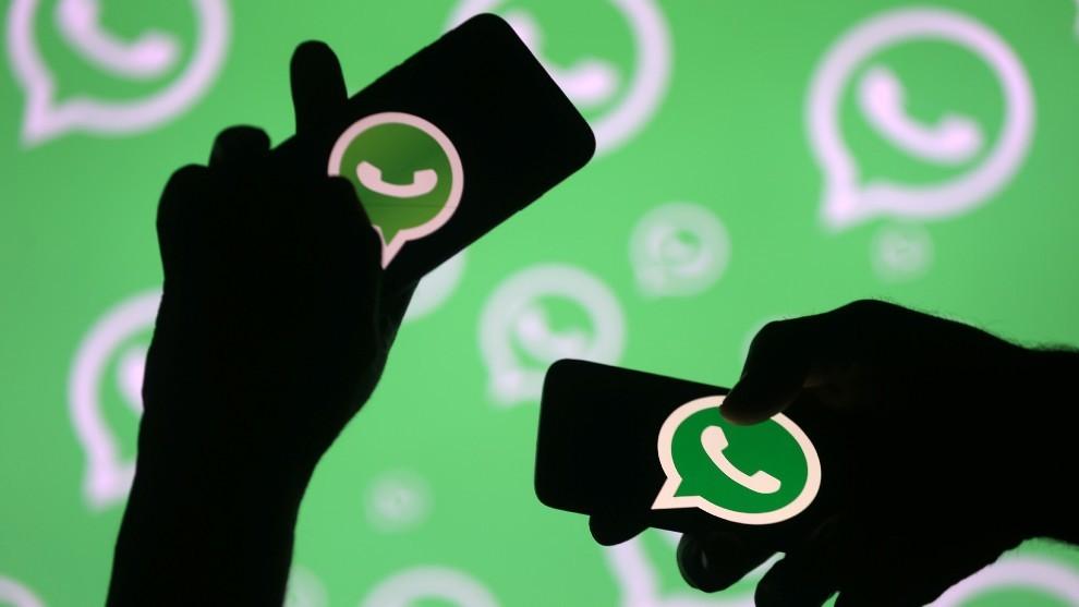 Lo que necesitas saber del Whatsapp Azul.