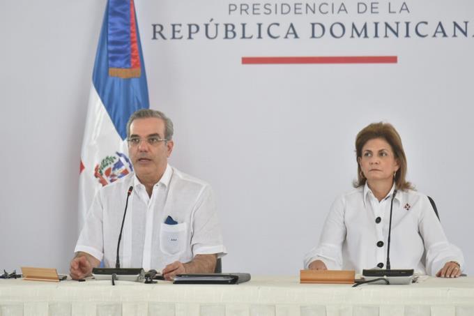 Abinader anuncia obras en la linea noroeste por más de 29 mil millones de pesos