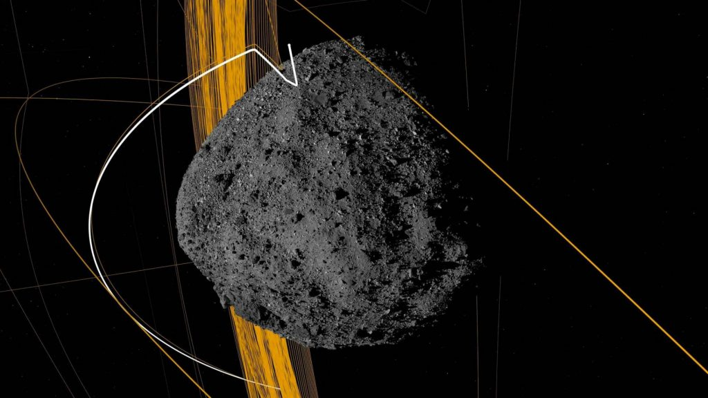 According to NASA, a large asteroid could collide with Earth starting in the year 2135