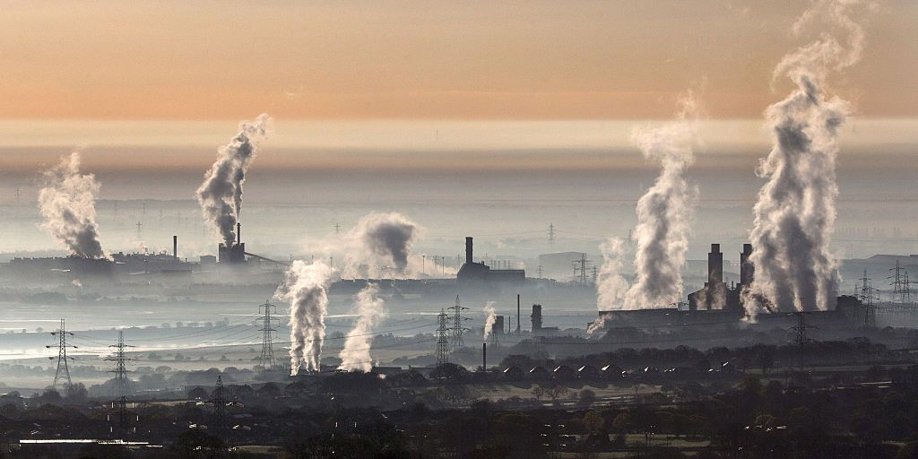 According to science, pollution literally gets into your bones