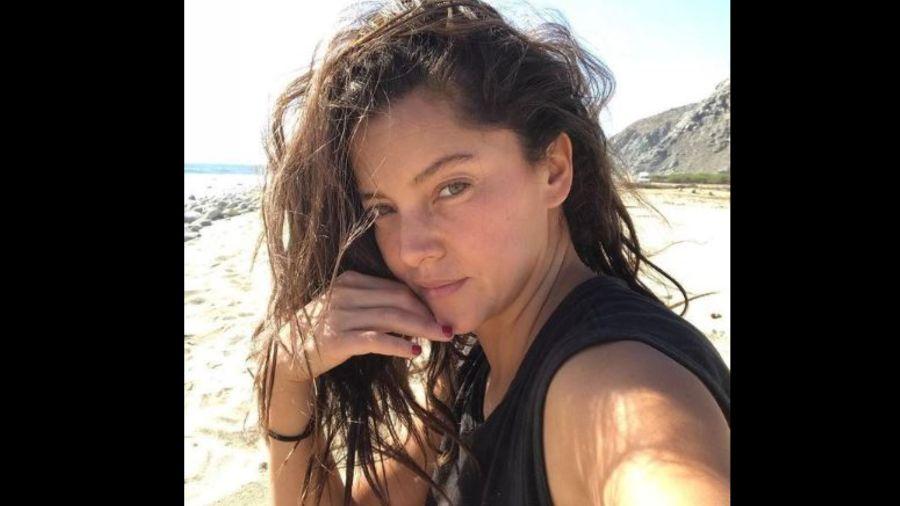 Actress Sarah Maldonado shows off her character after undergoing plastic surgery