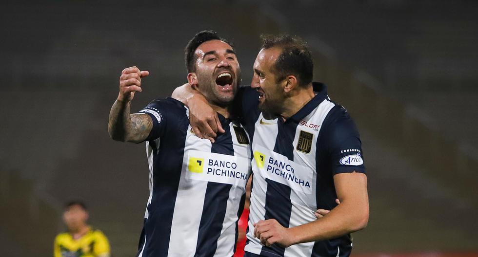 Alianza Lima beat Cantolao 2-1 at San Marcos Stadium    Football - Peruvian