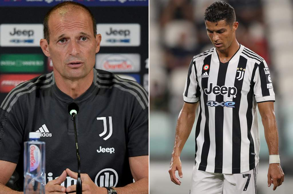 Allegri confirms important decision made by Cristiano Ronaldo at Juventus after rumors of his departure - Diez