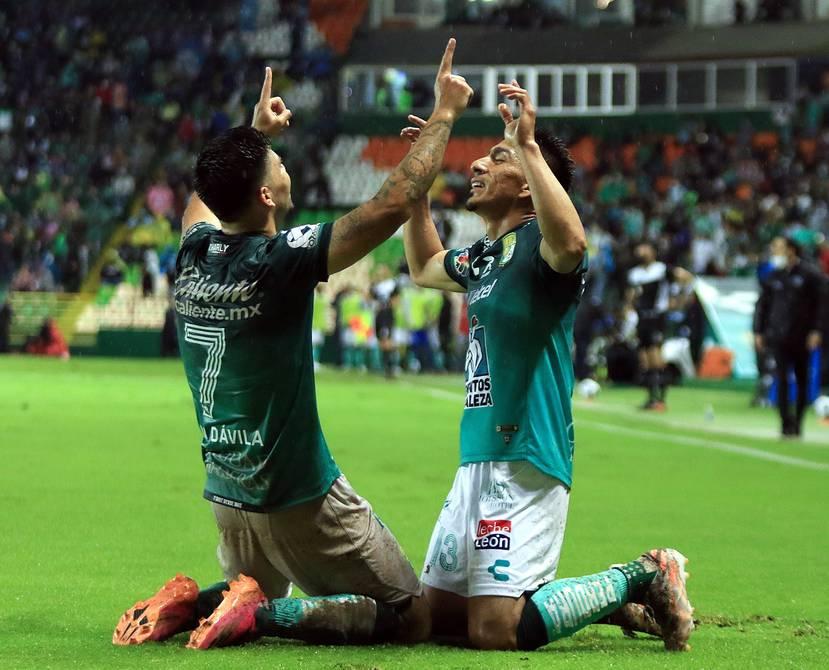 Angel Mina scores a superb goal in Lyon's 3-0 win over Mazatlan in Liga Mx    Ecuadoreans abroad    Sports