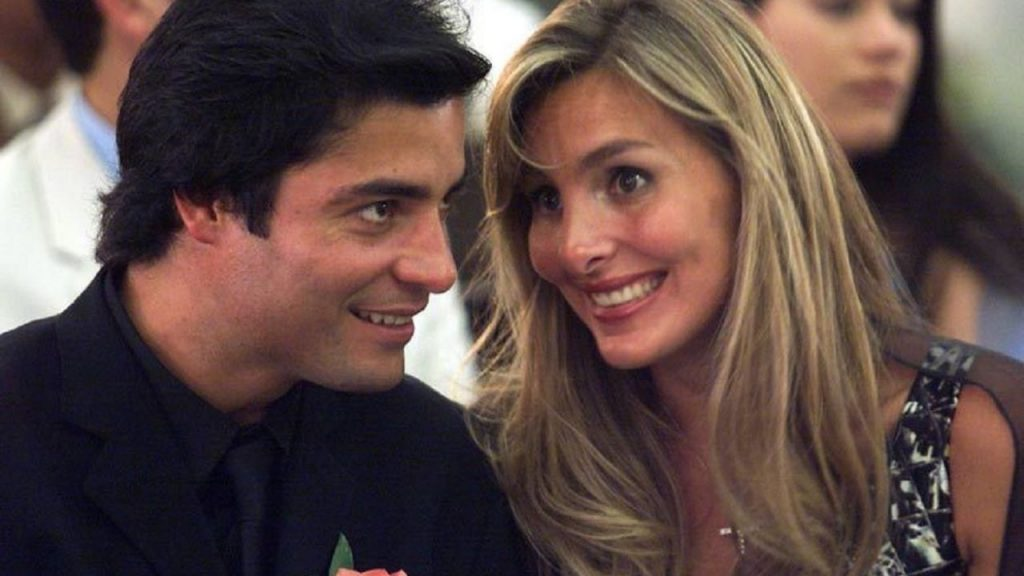 At 51, that's how beautiful Chayanne's wife is today