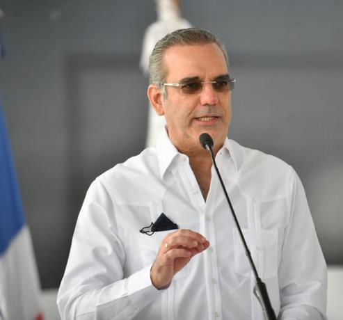 Presidente Abinader irá este fin de semana a tres provincias del norte del país