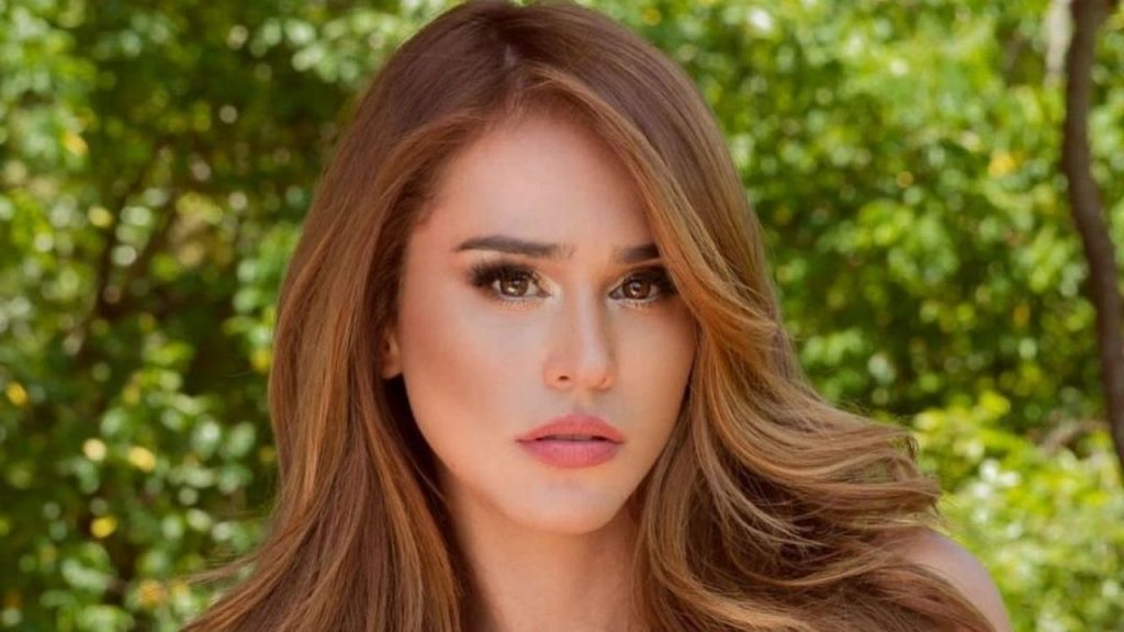 Bedside: Yanet Garcia catches a glimpse of her beauty