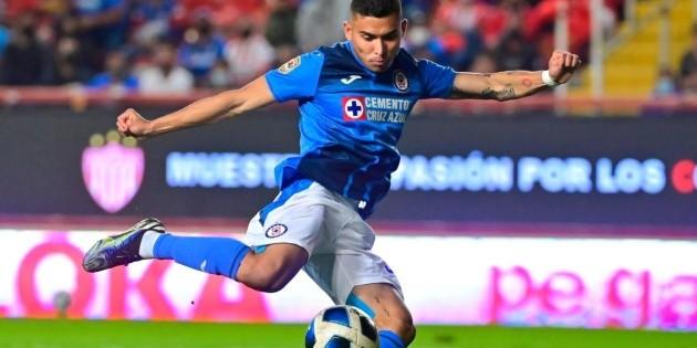 Blue Cross |  Juan Renoso will have Urbelín Pineda in the 2021 Apertura