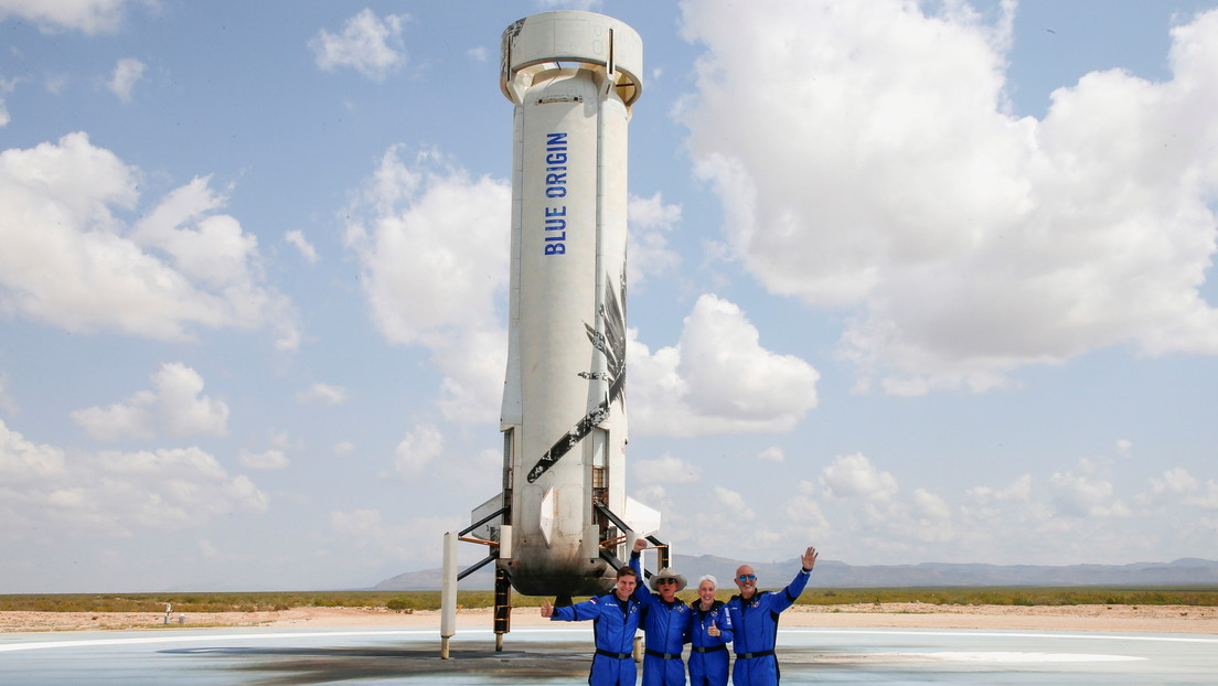 Blue Origin sues NASA for awarding the contract for a SpaceX mission to the moon