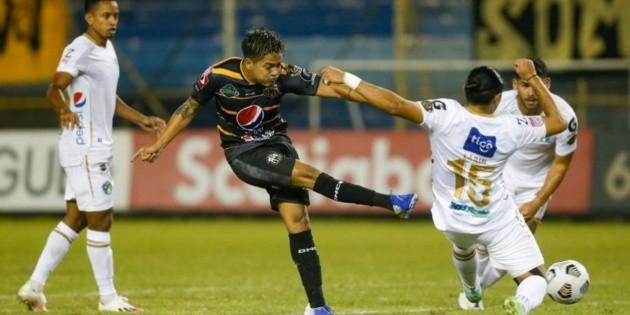CONCACAF League: Eleven Deportivo-Comunicaciones, LIVE