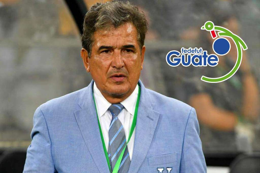 Colombian Jorge Luis Pinto will be chosen to lead the Guatemala national team - Diez