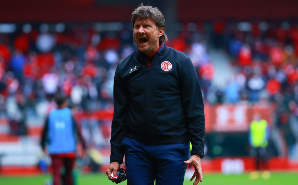 Cristante repays and says his resignation from Toluca is on the table