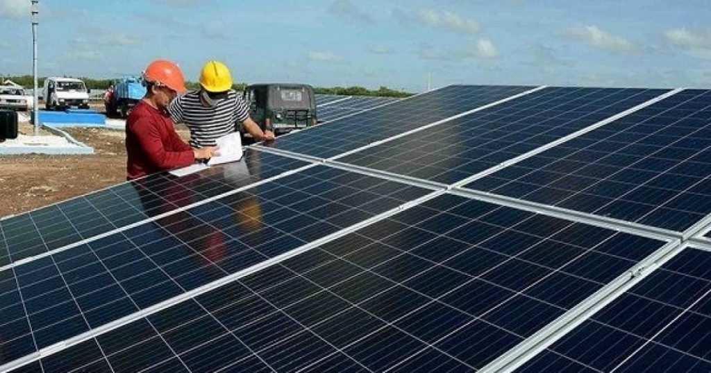 Cuban government creates a renewable investment fund to develop solar energy