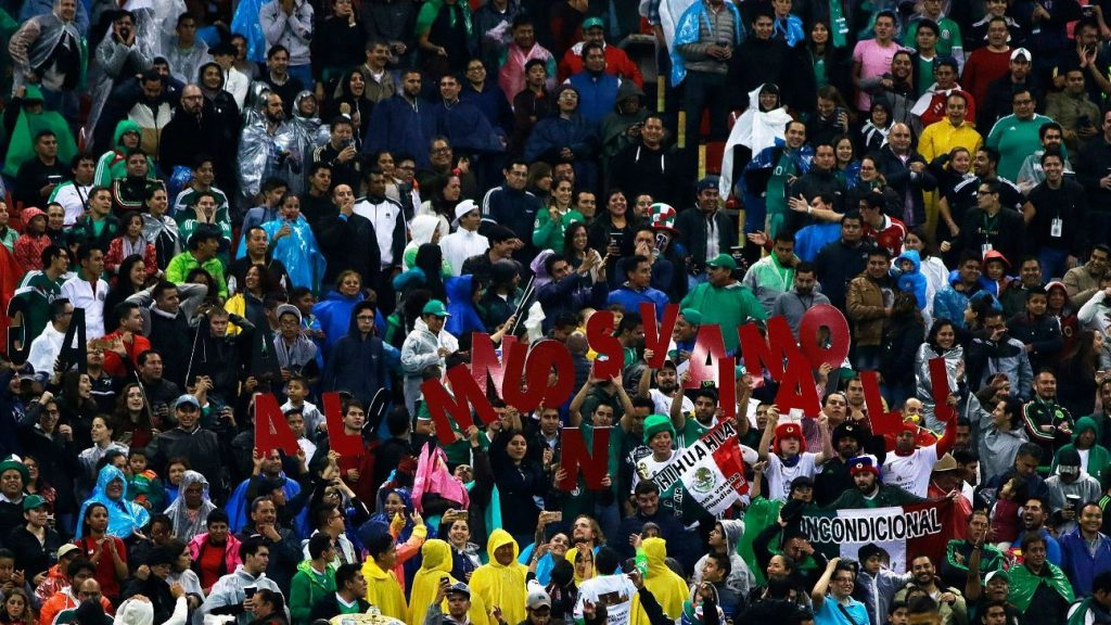 FIFA confirms penalty for Mexico in World Cup qualifiers for anti-gay rant