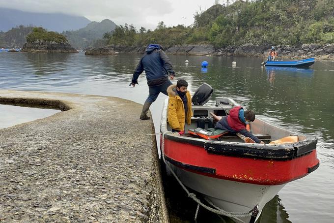 """Un cambio """"gigante"""" en el Chile más remoto por la llegada del internet satelital"""