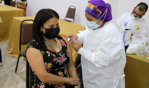 Honduras begins implementing the second dose of the fifth Sputnik vaccine