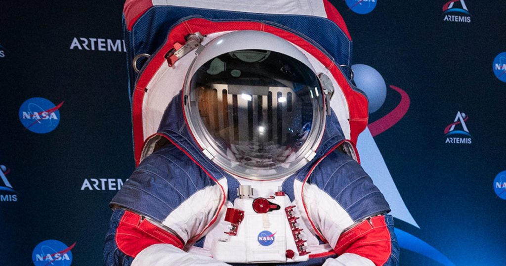 How much do astronaut suits cost?  NASA invested a billion dollars in this